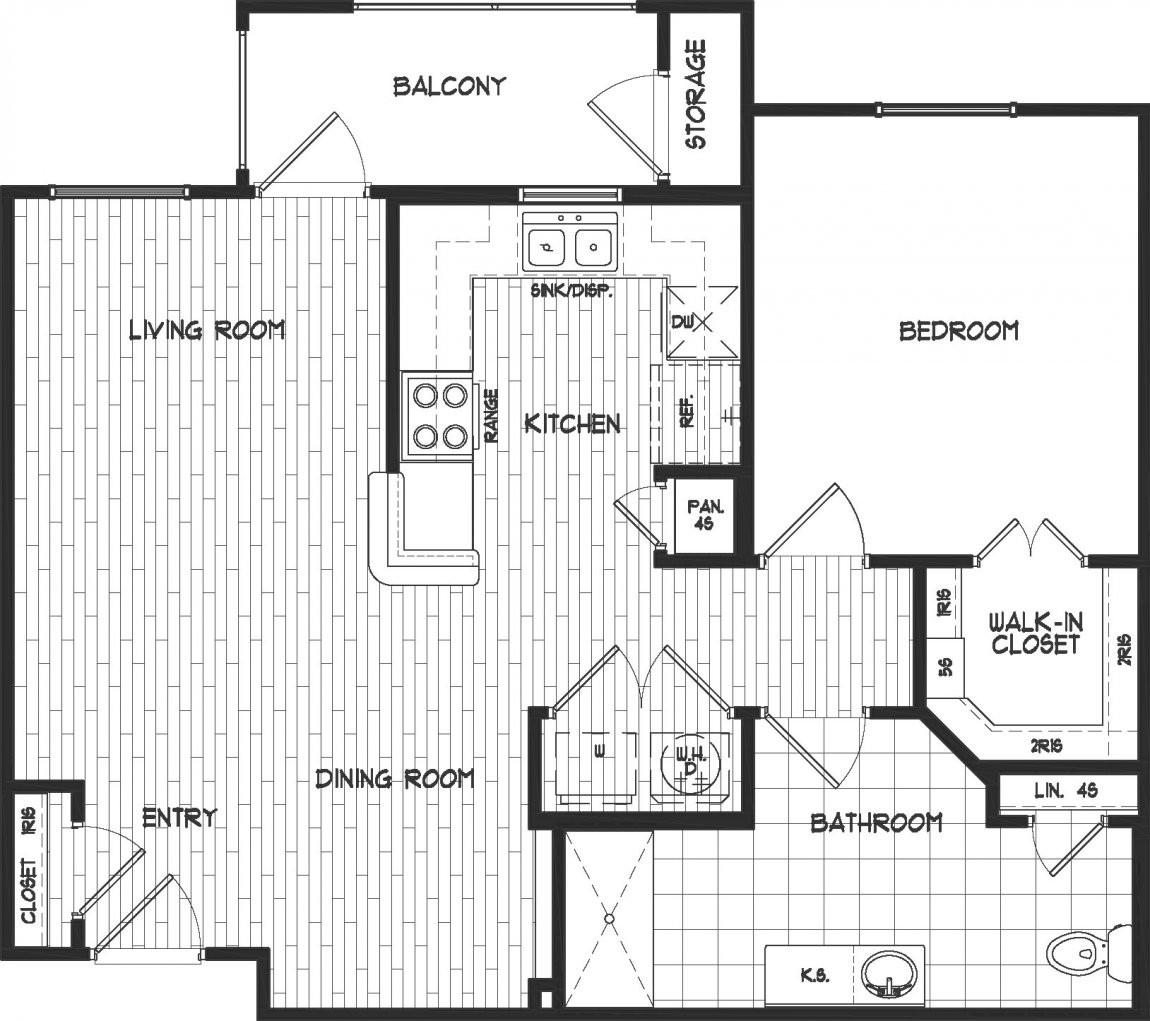 One Bedroom Apartments Near Usf