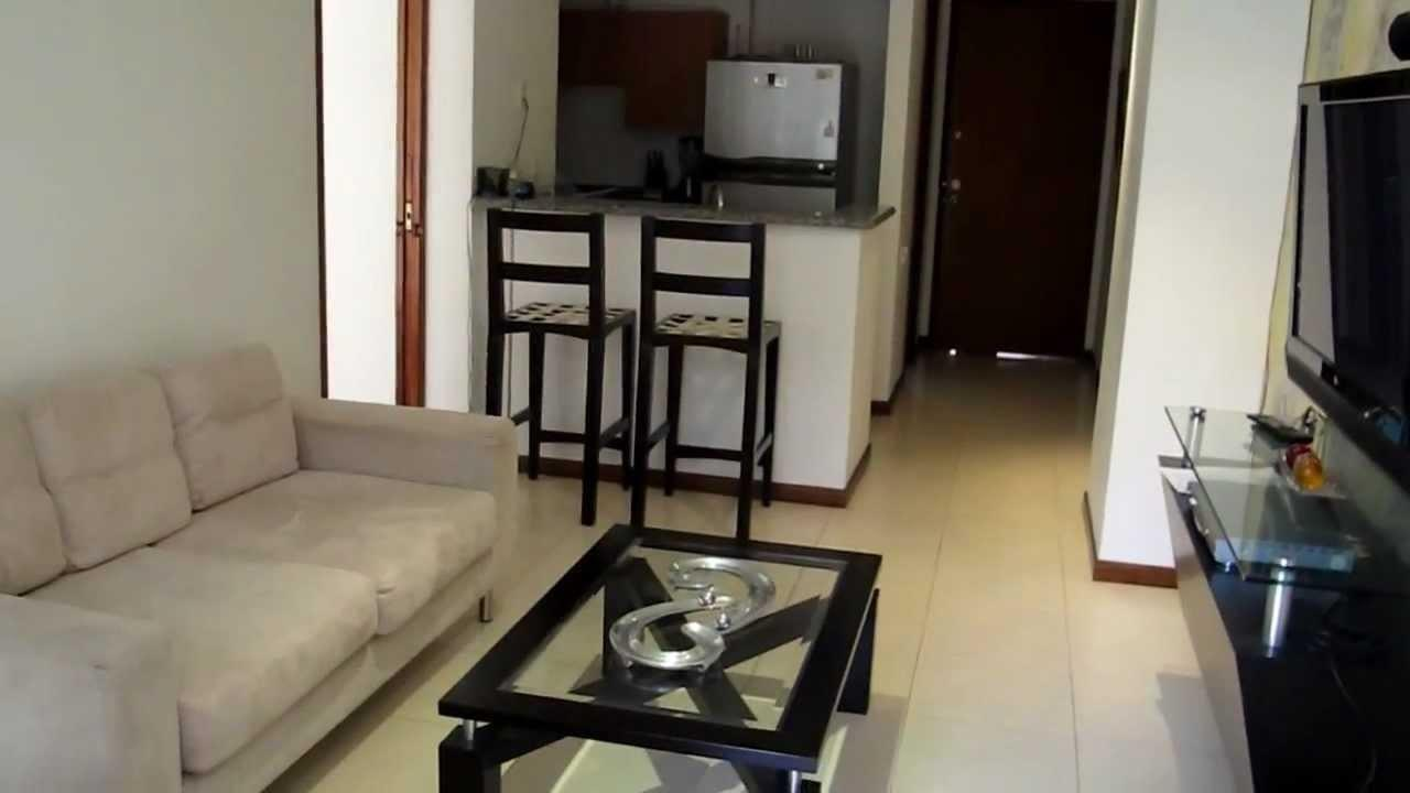 One Bedroom Bachelor Pad Luxury Apartment Medellin