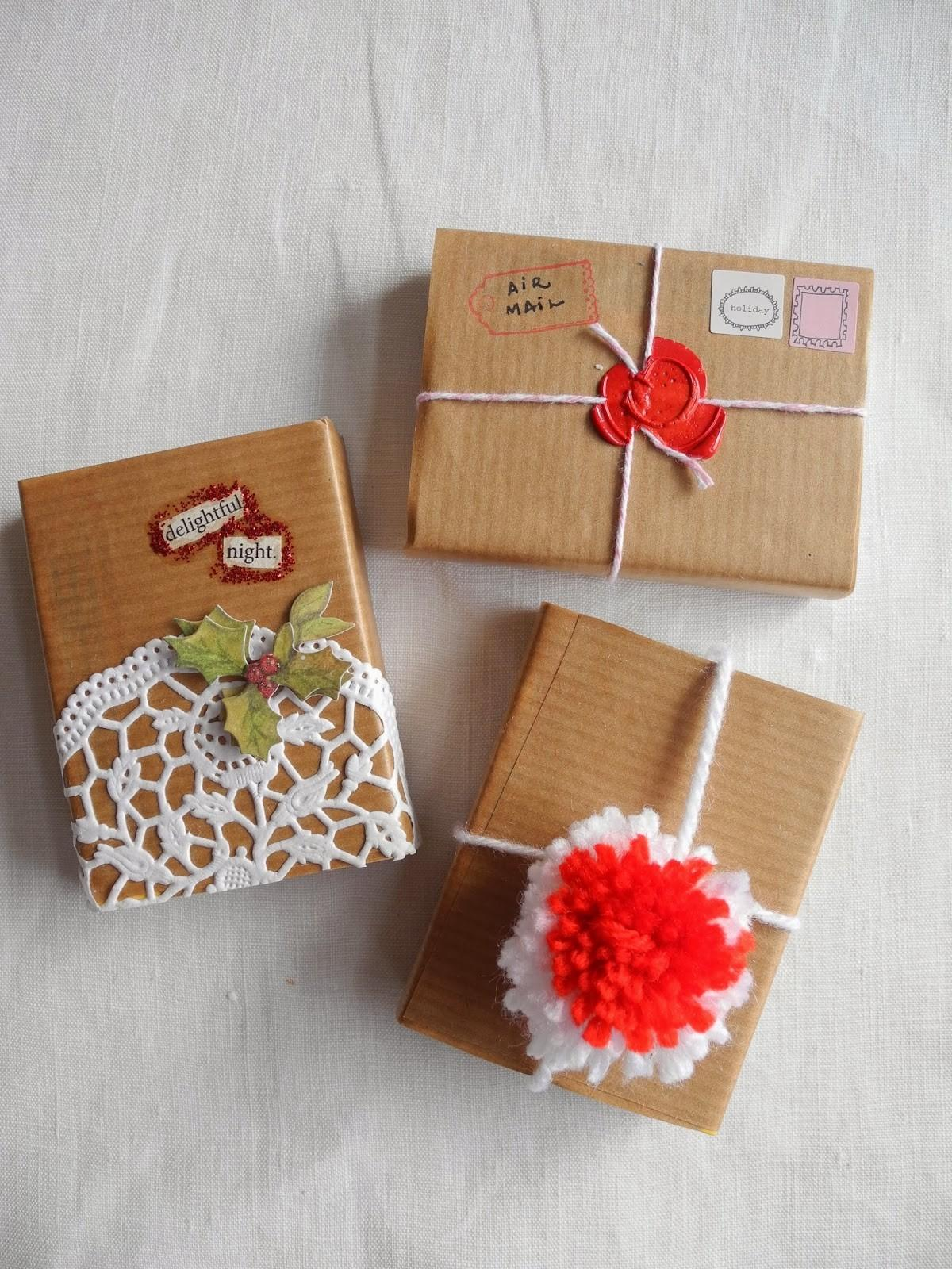 One Bunting Away Diy Gift Wrapping Ideas