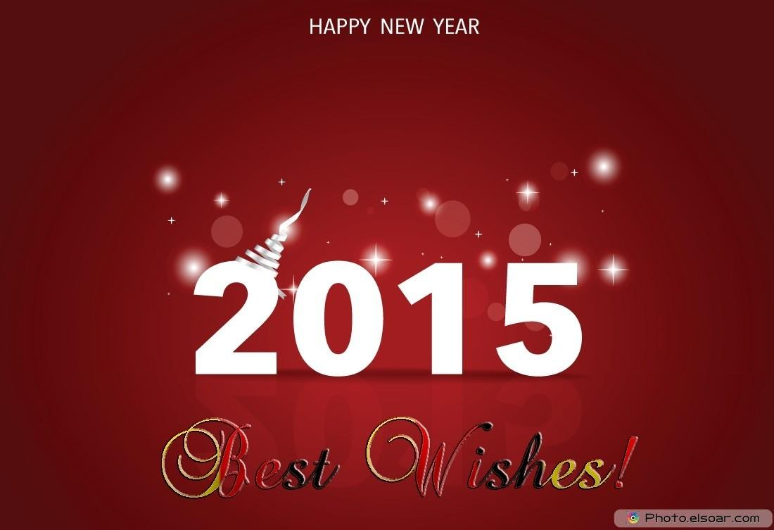 Only Happy New Year 2015 Love Elsoar