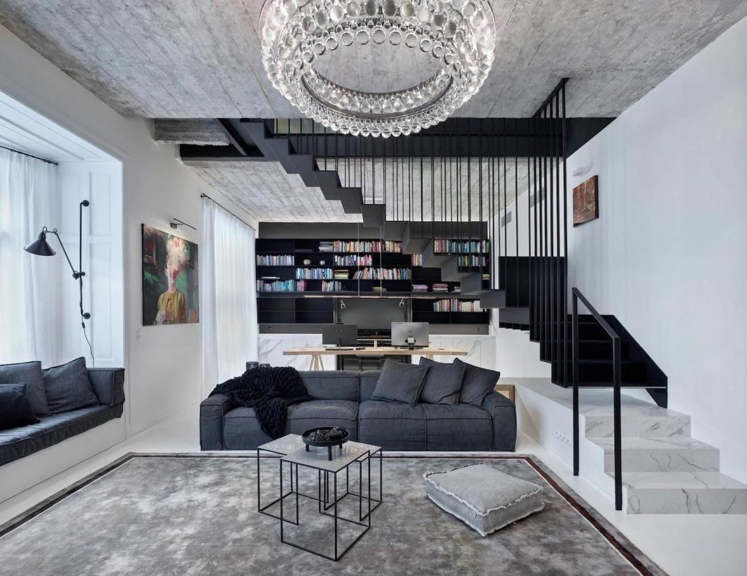 Oooox Designed Contemporary Apartment Old Town