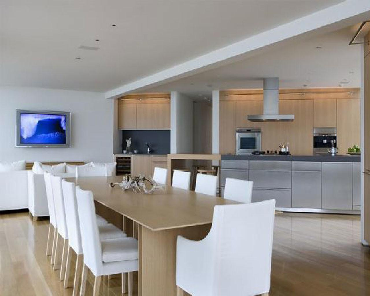 Open Concept Kitchen Living Room Design Ideas Style
