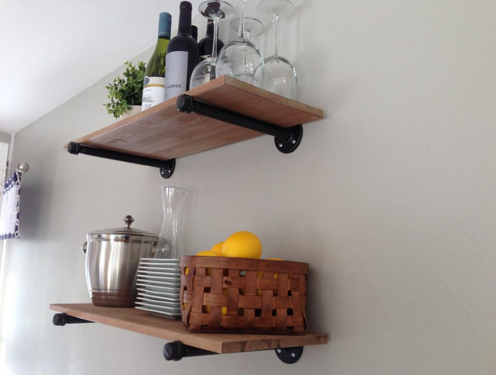 Open Kitchen Shelving Why Need Best Design