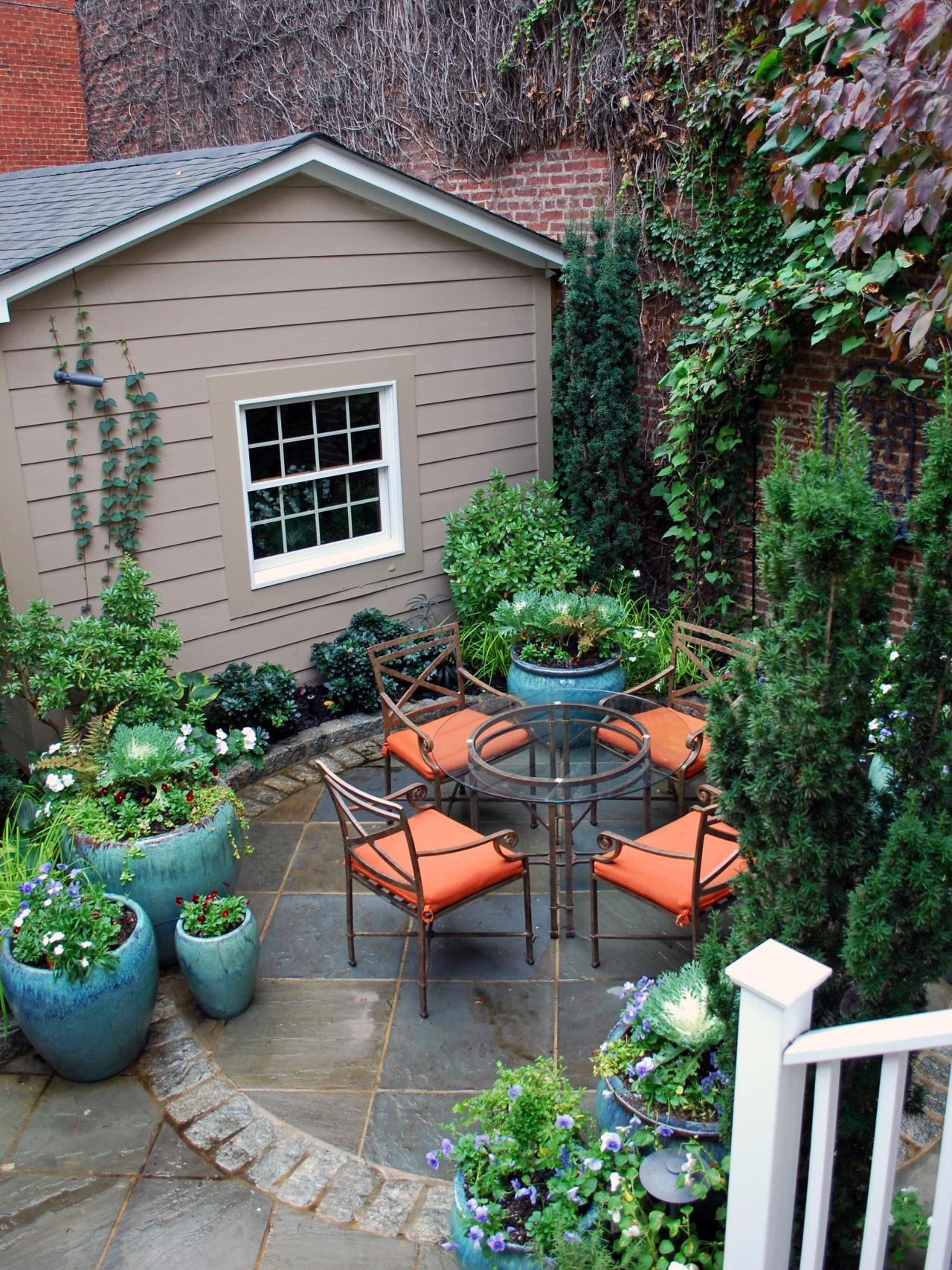 Optimize Your Small Outdoor Space