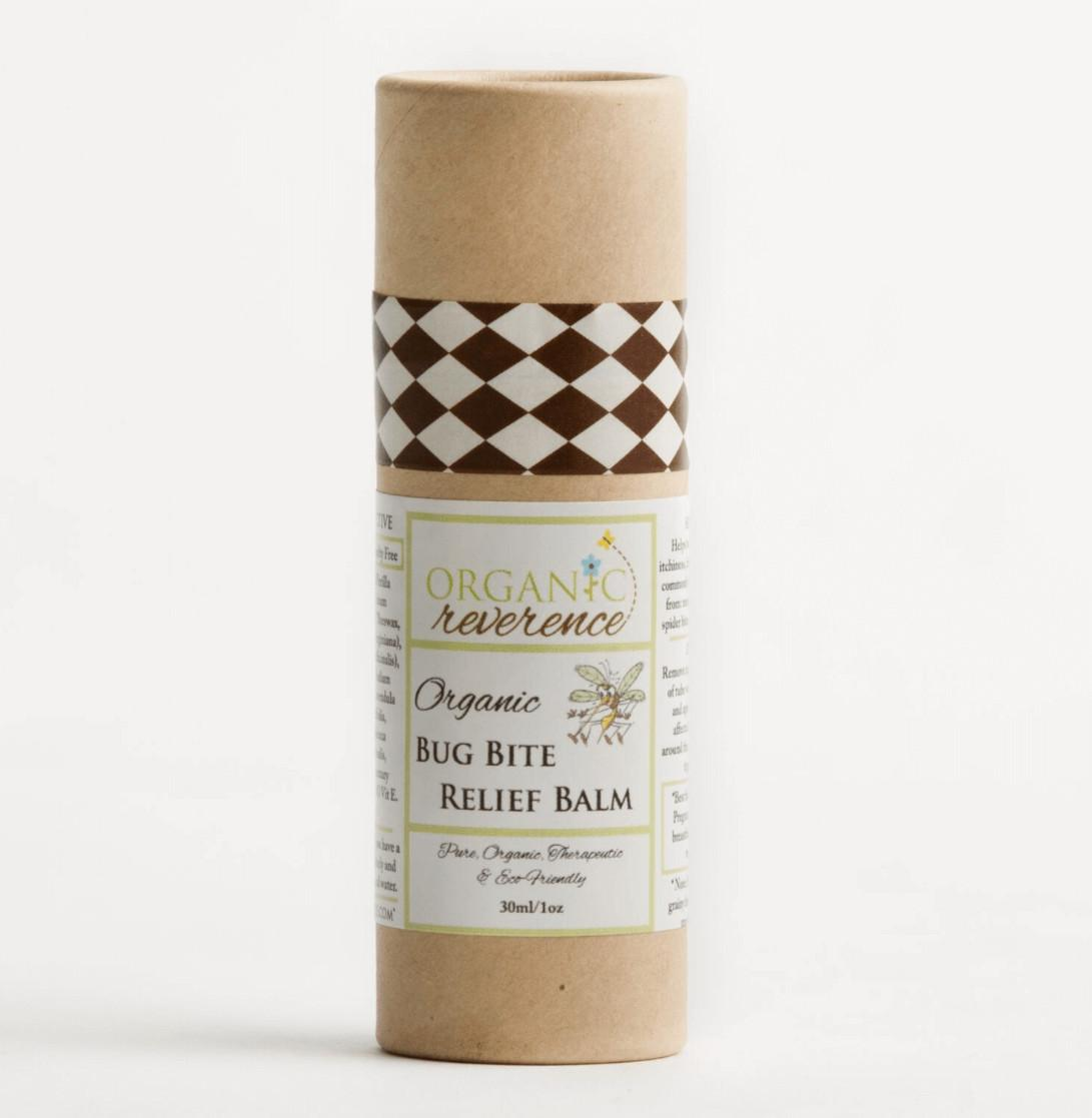 Organic Bug Bite Relief Balm Lilly Pilly Baby