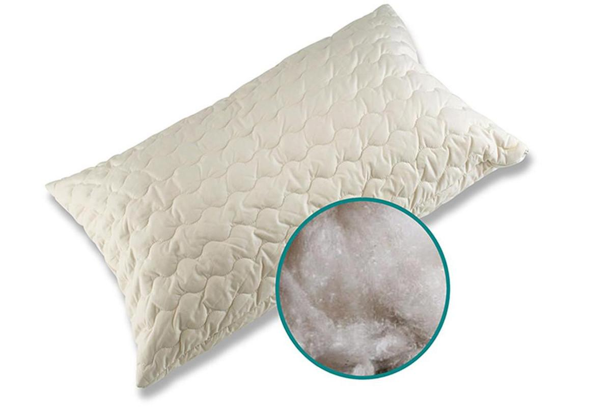 Organic Cotton Kapok Filled Pillows Natural Bed Company