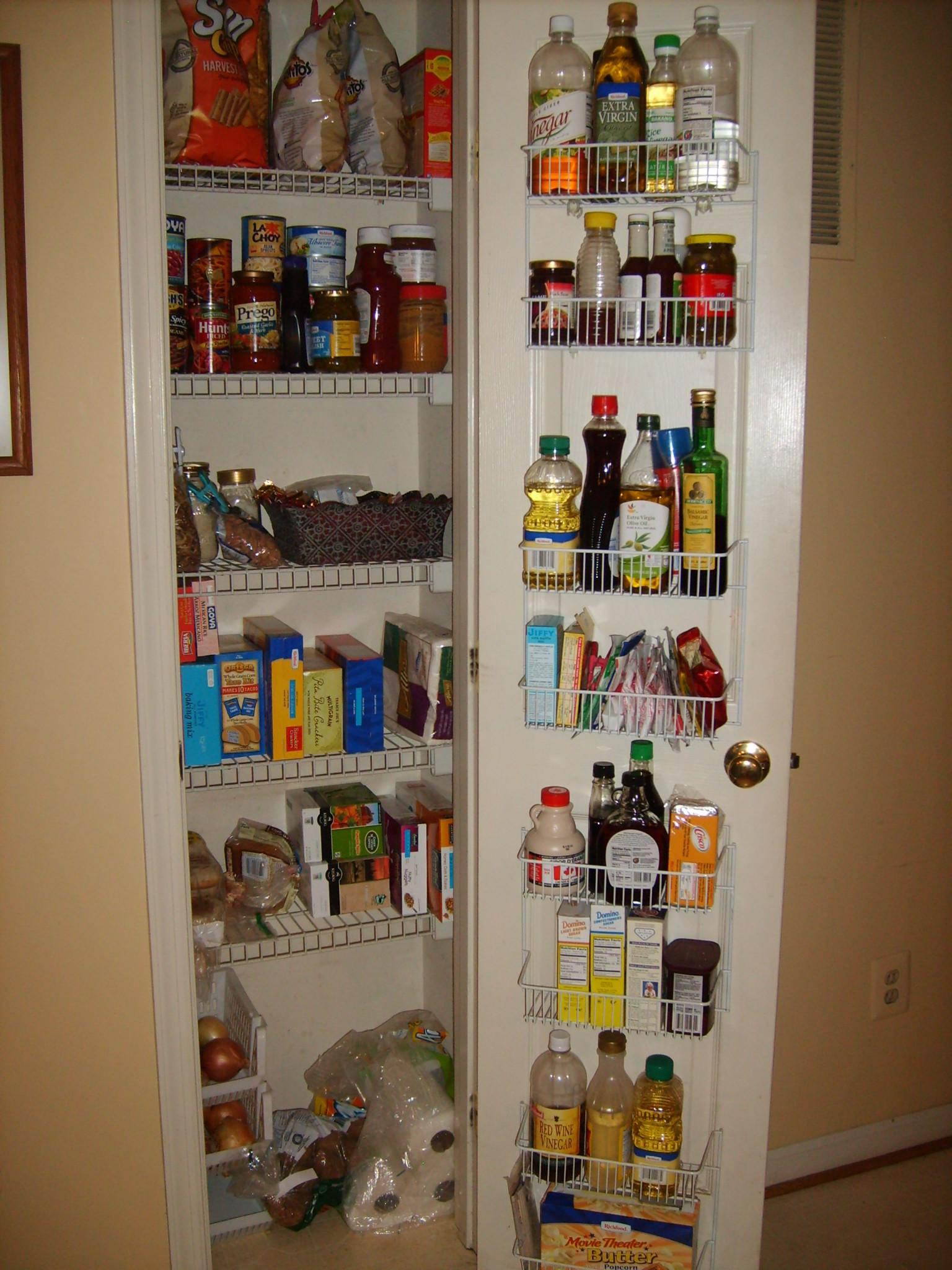 Organization Can Lead Beauty Part One Pantry