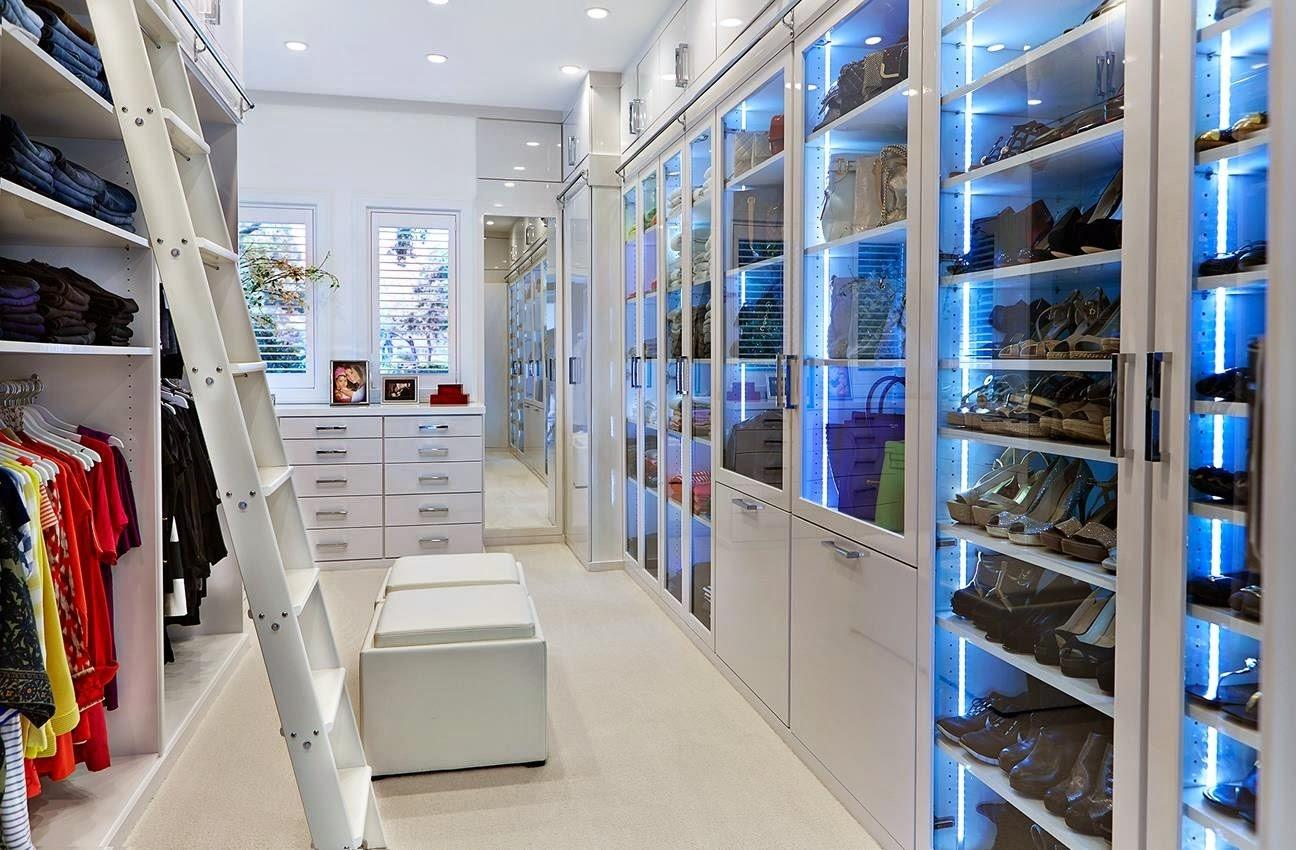 Organize Your Closet New Rebecca Bloomwood Way