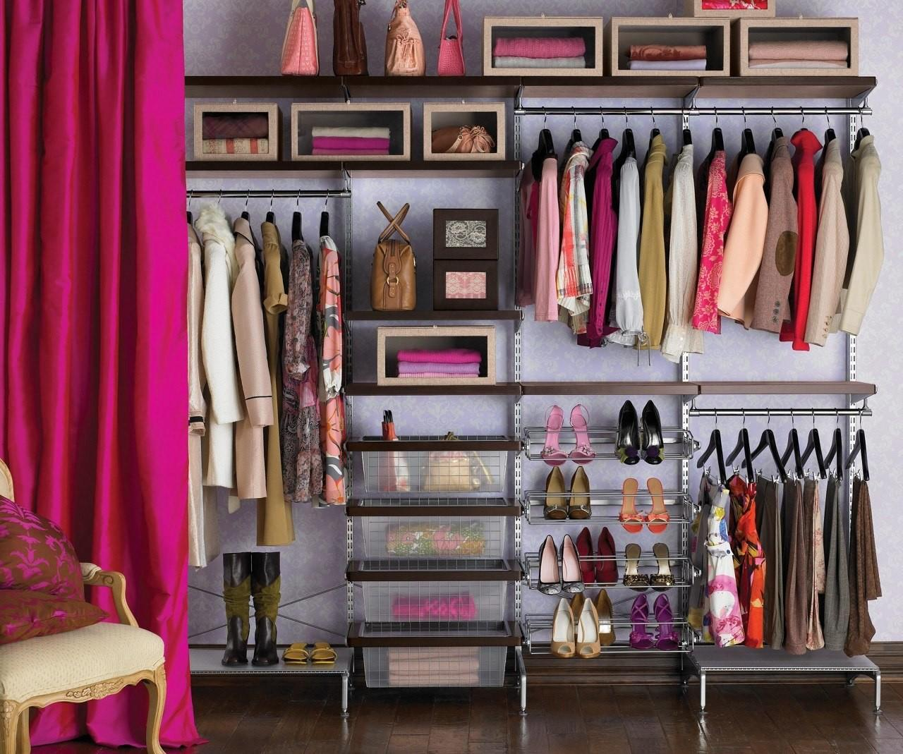 Organize Your Clothes Save Space