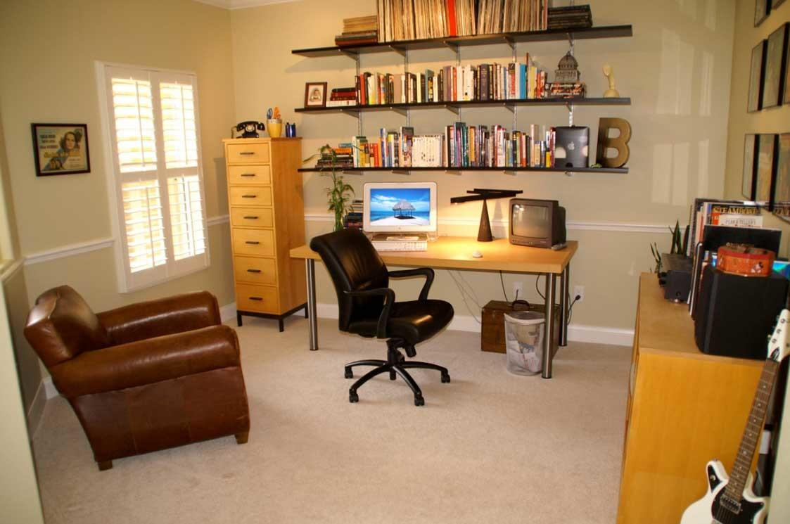 Organize Your Home Office Can