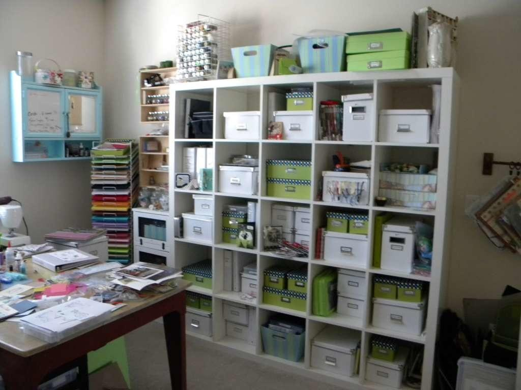 Organizing Your Craft Sewing Room Aim4order
