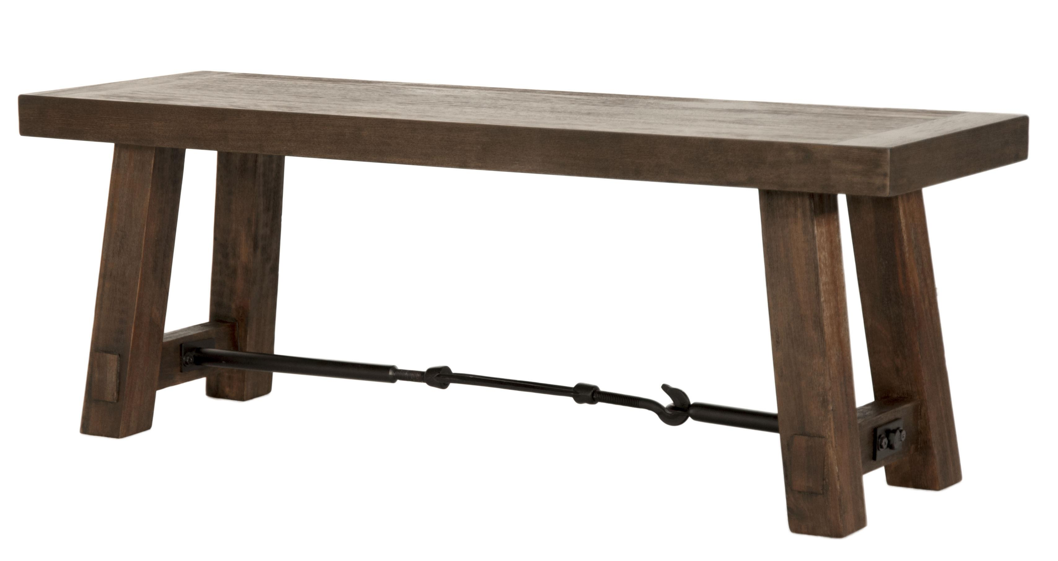 Orient Express Furniture Dining Room Carter Bench