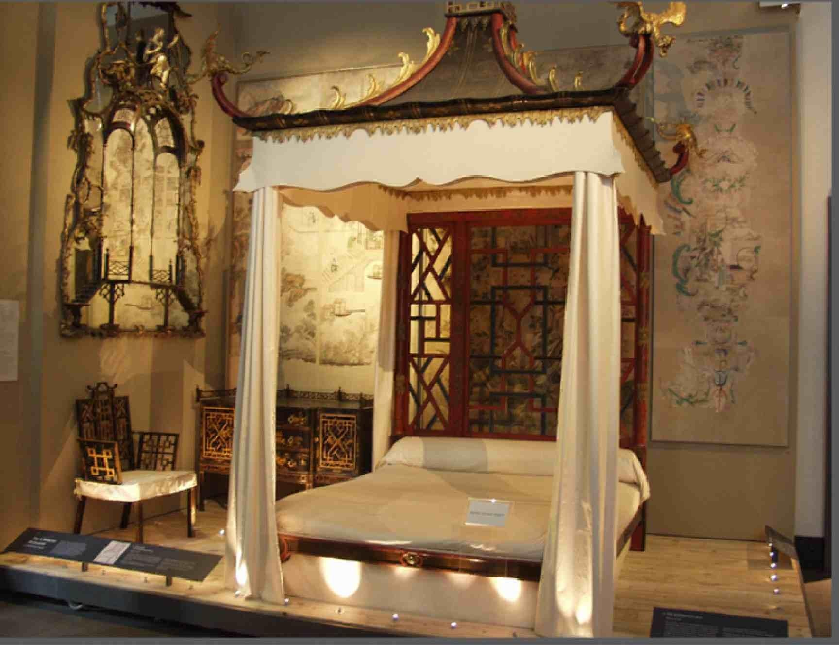 Oriental Style Bedroom Furniture