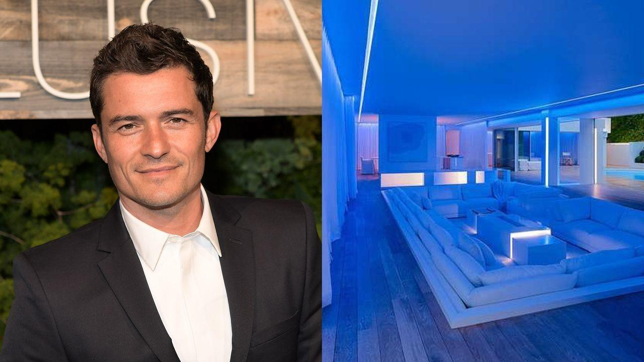 Orlando Bloom Purchases Minimalist Bachelor Pad Beverly
