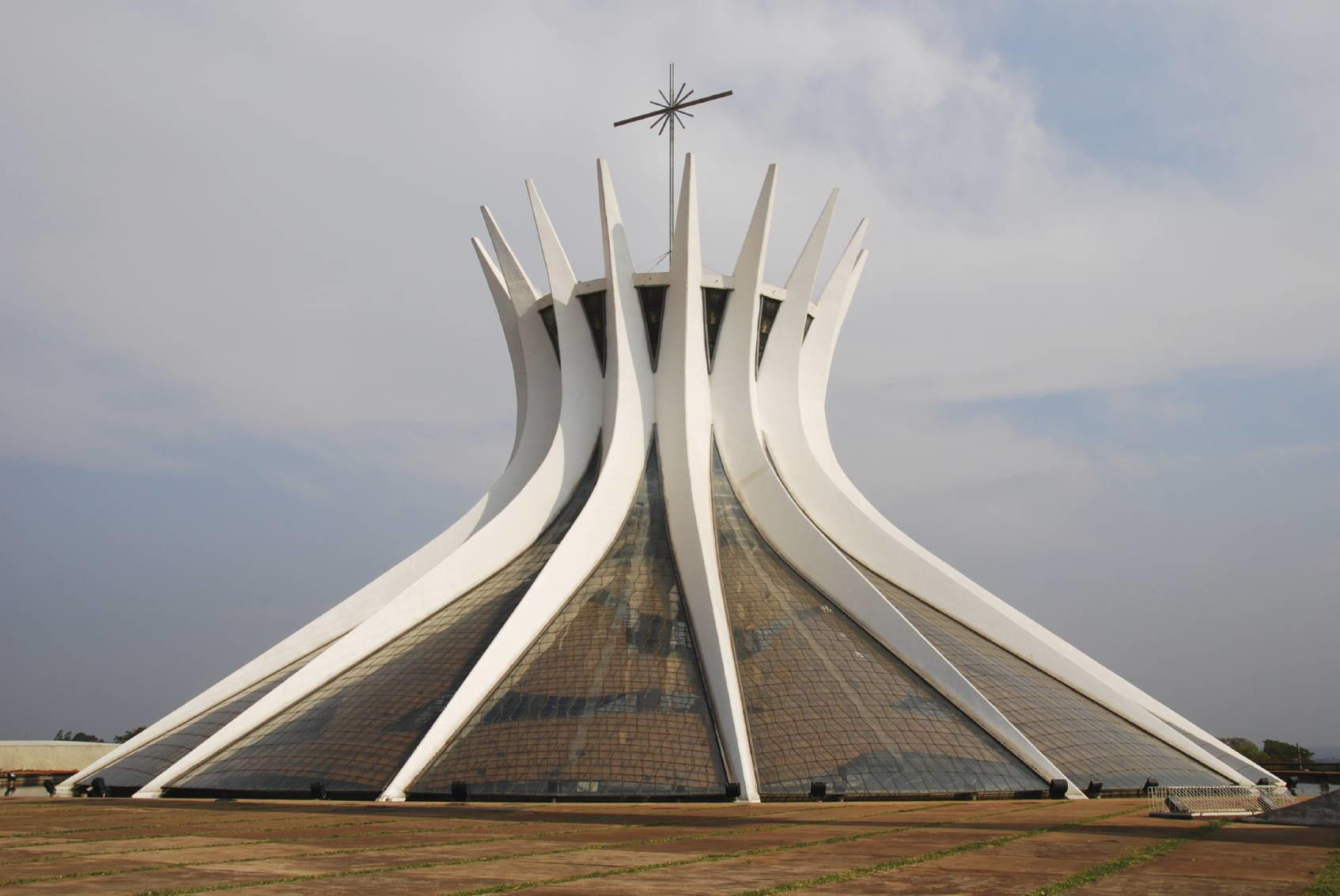 Oscar Niemeyer Someone Has Built Before