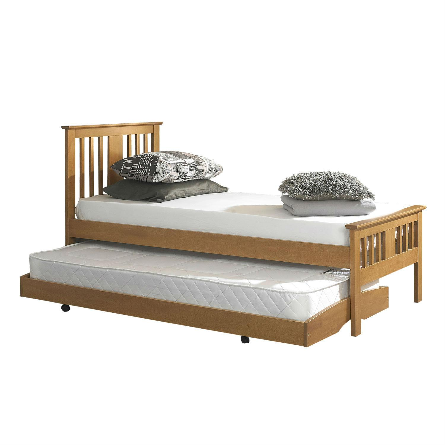 Osorno Guest Bed Trundle Next Day Delivery