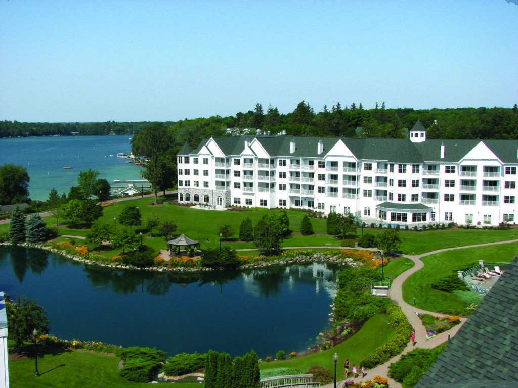 Osthoff Lake Resort Overnight Stay Giveaway