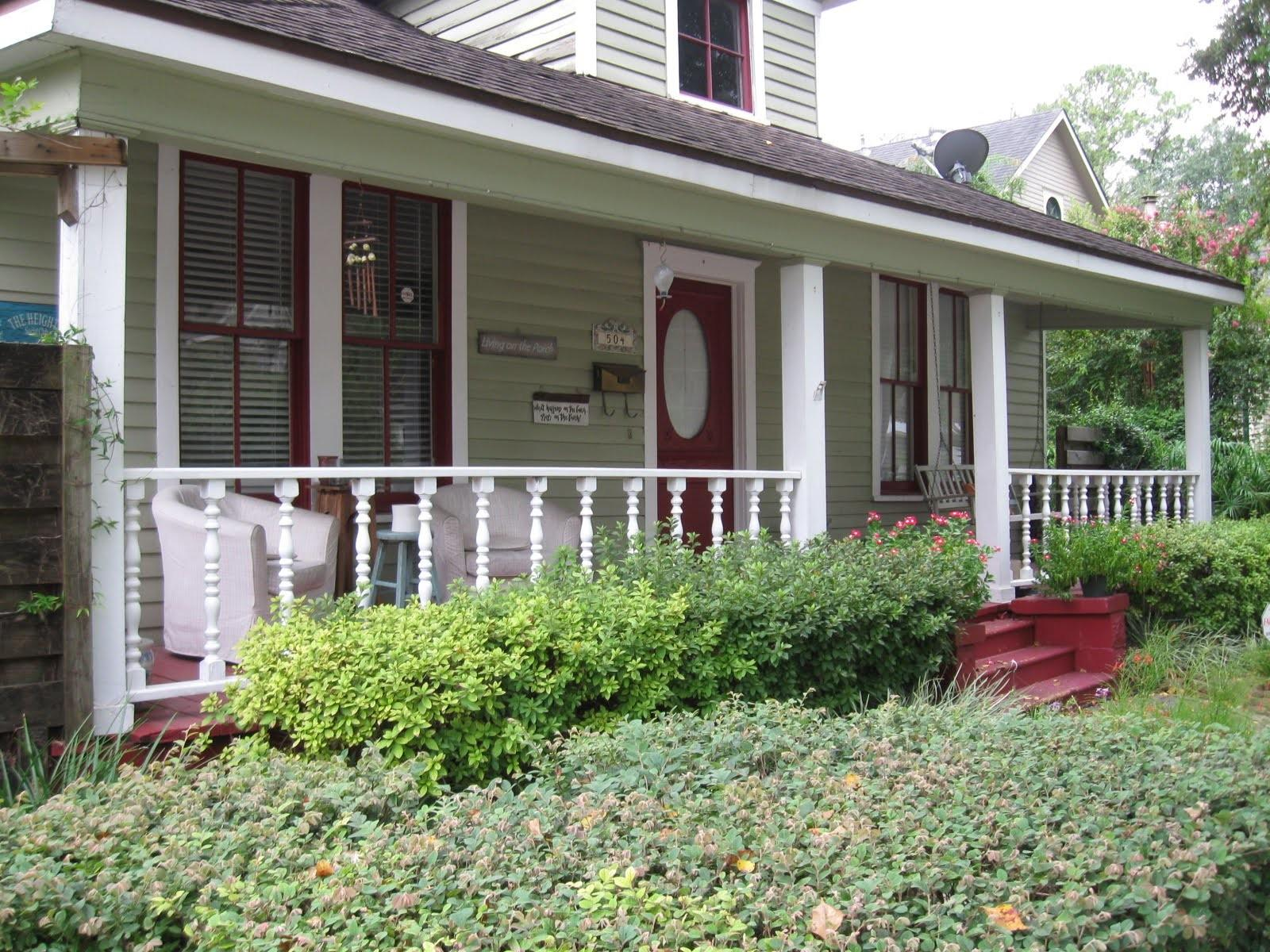 Other Houston 1930 Front Porch Bungalow