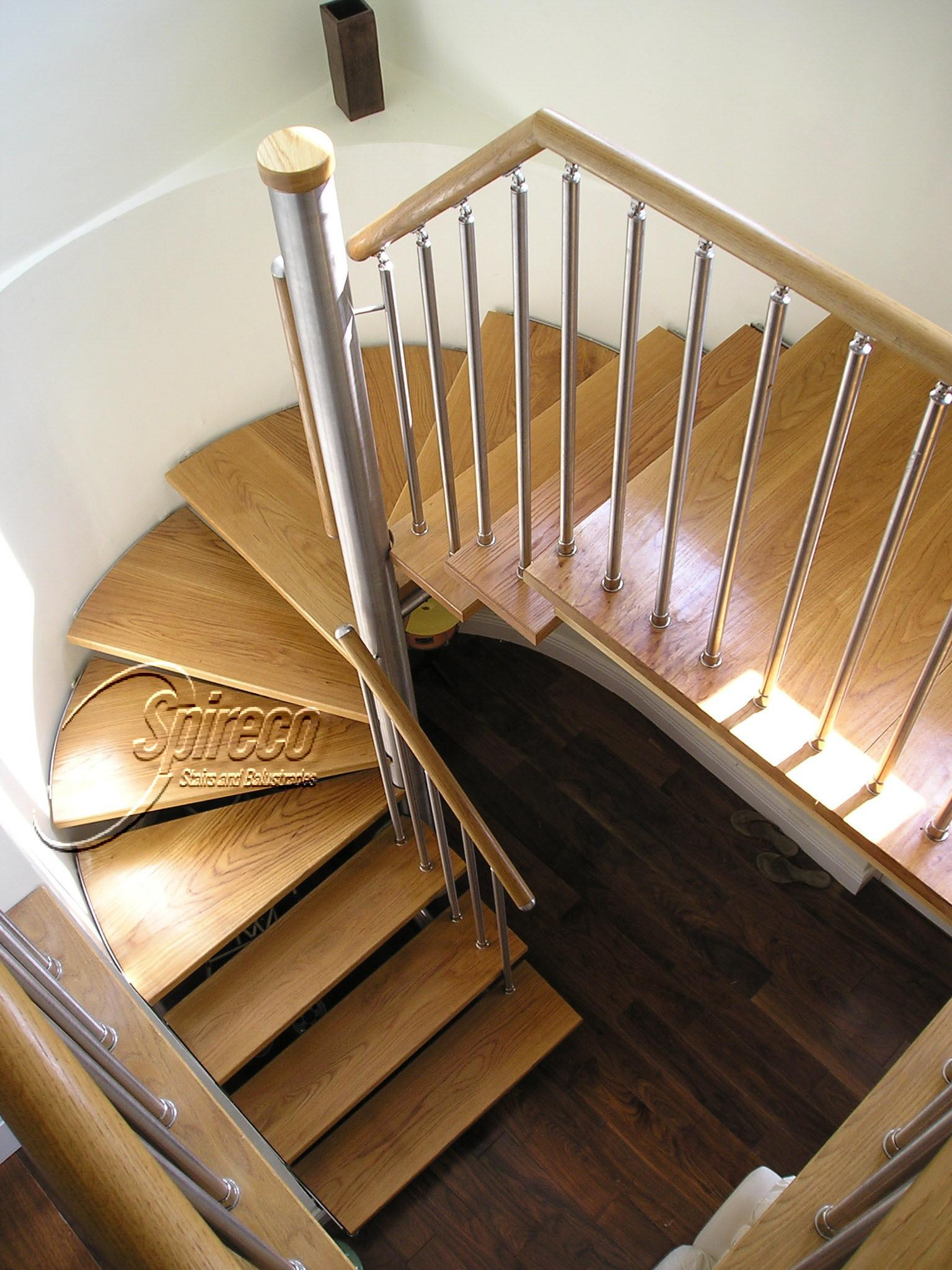 Oulton Plastered Stair Balustrade Spireco Spiral Stairs