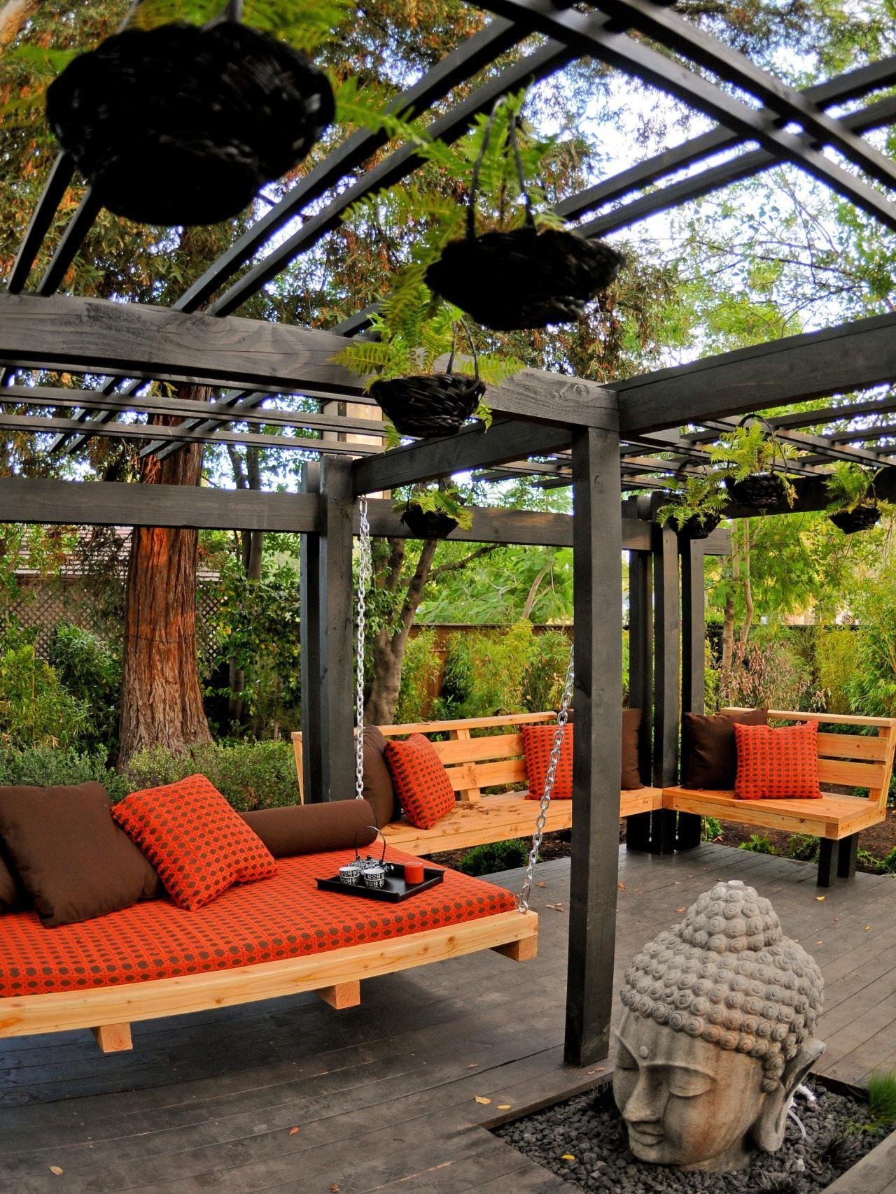 Our Favorite Designer Outdoor Rooms Spaces
