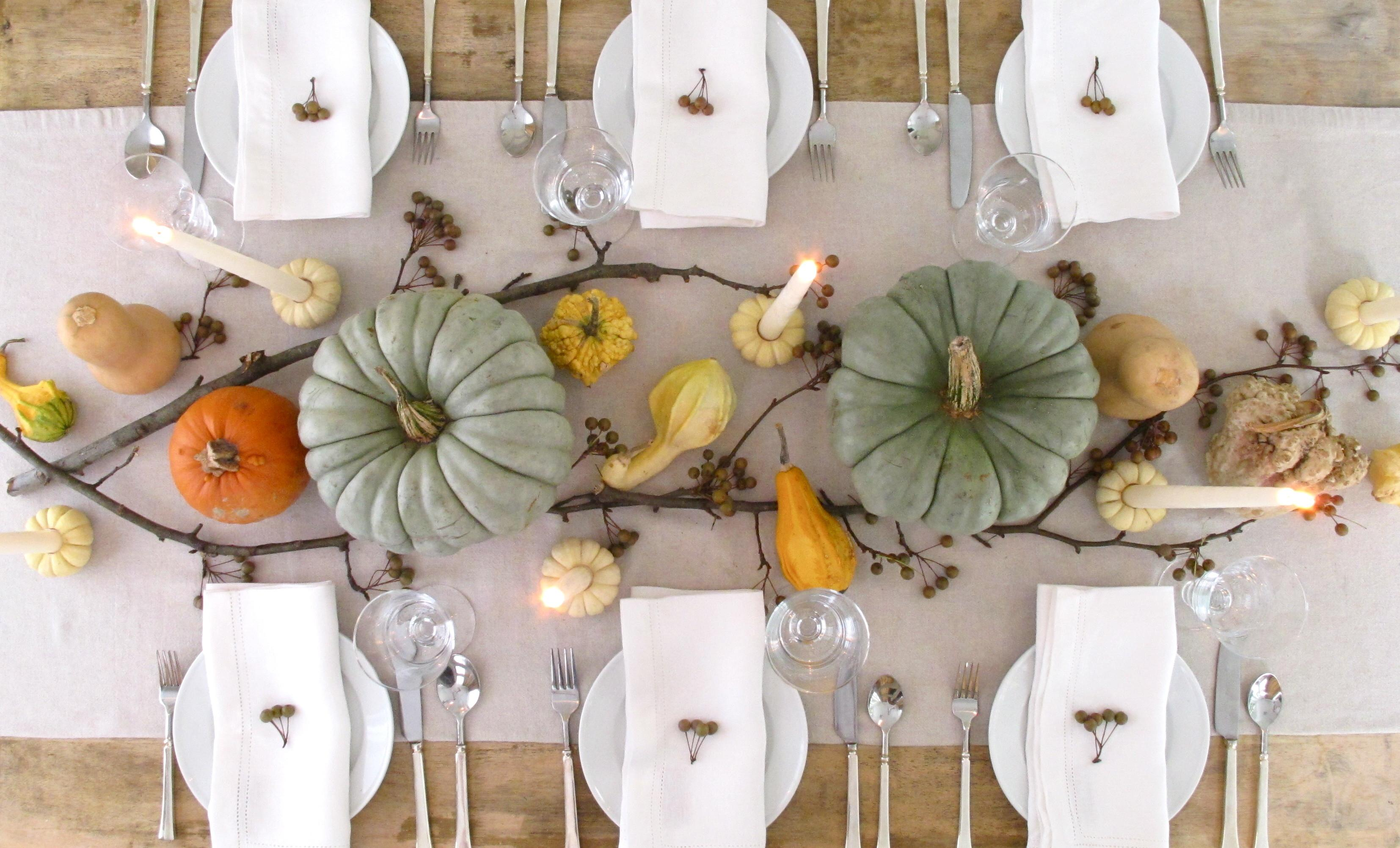 Our Favorite Thanksgiving Day Table Settings Today