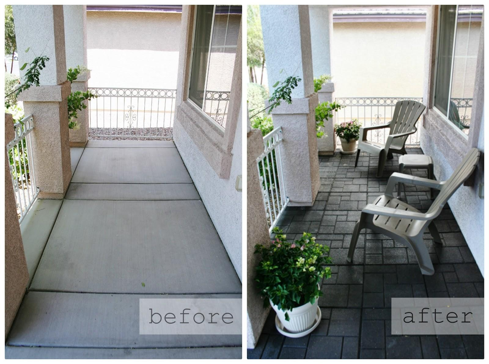 Our Front Porch Makeover Home Depot Part Four