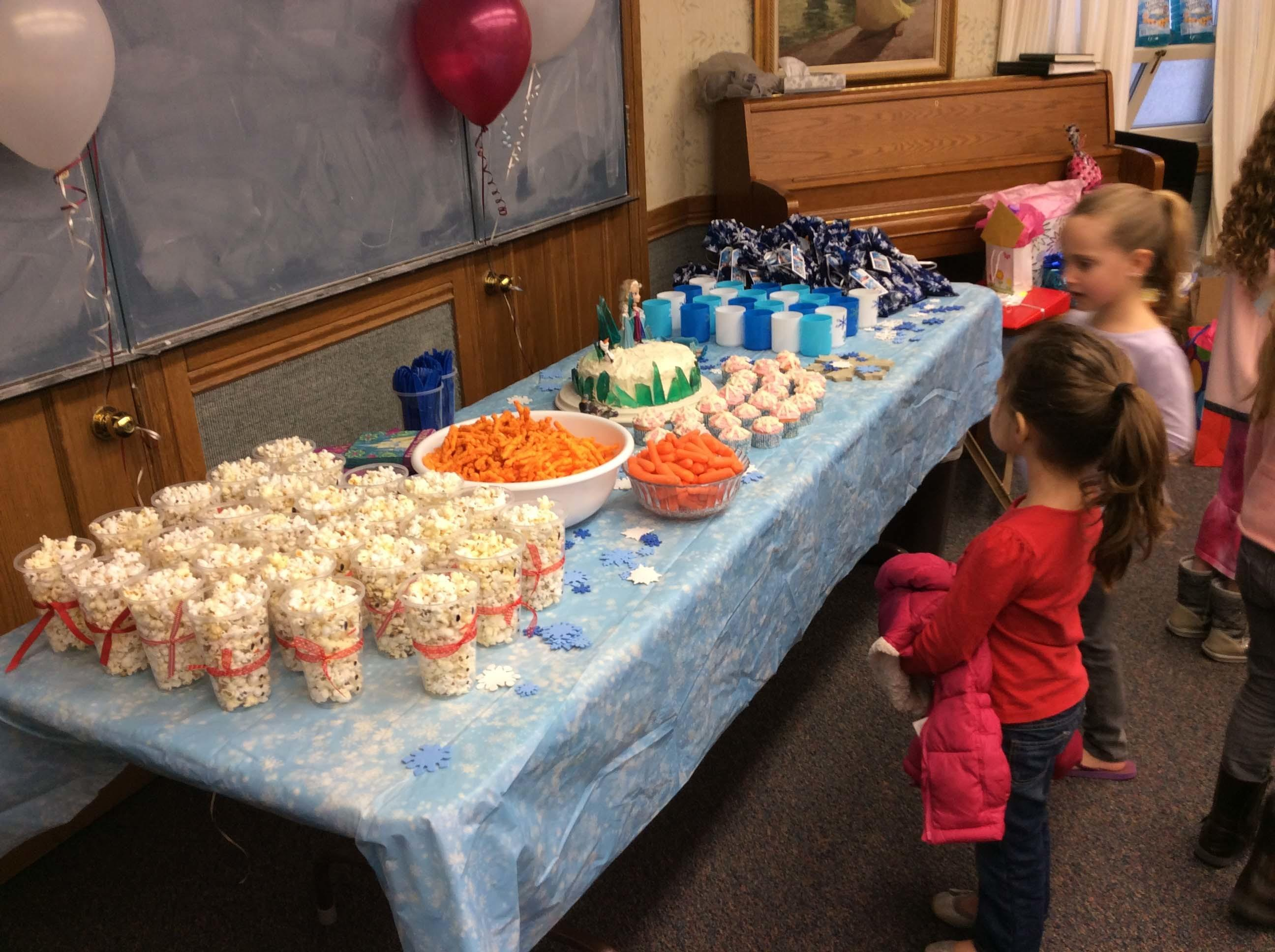 Our Frozen Party Ideas Utah Sweet Savings