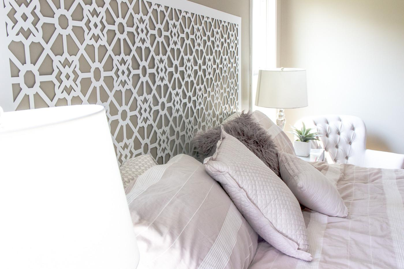 Our Moroccan Style Headboard Shining Design