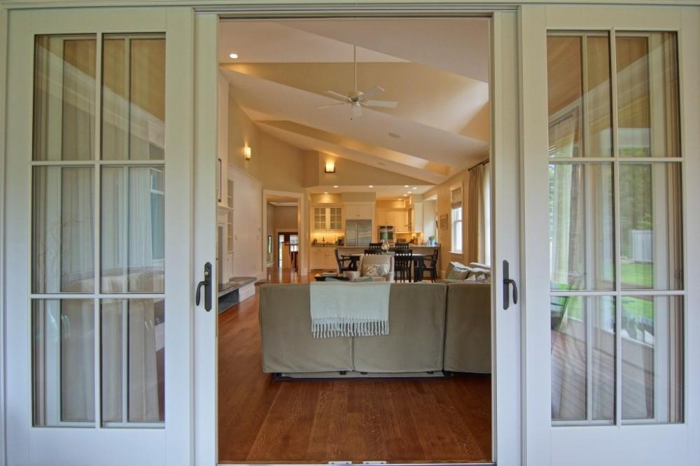 Out Sight Interior Sliding French Doors Inspirations