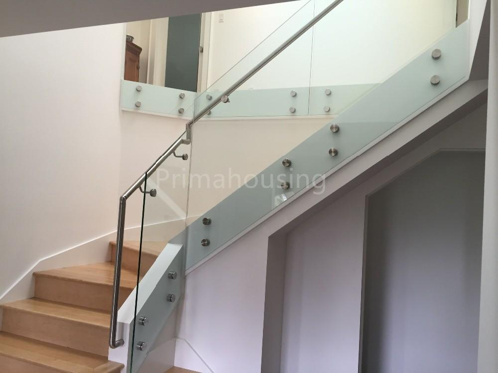 Outdoor Aluminum Base Channel Glass Railings Price Buy