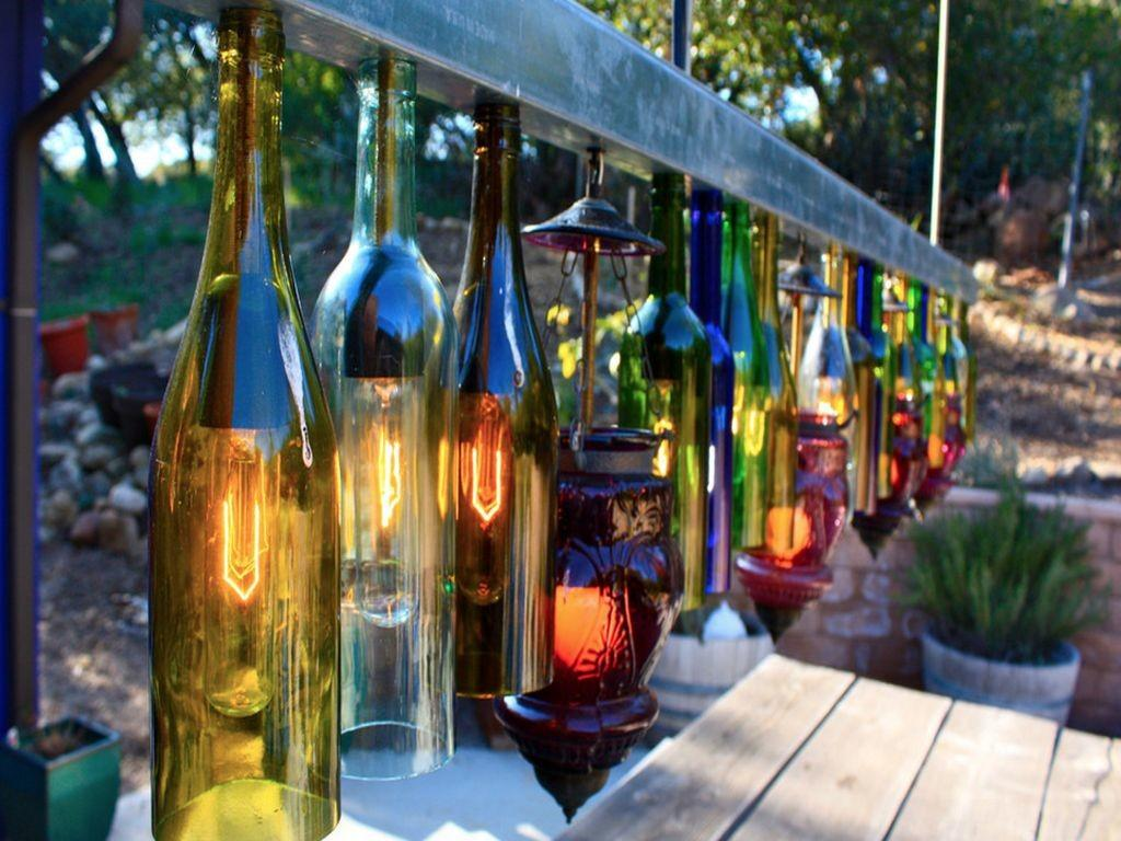Outdoor Chandeliers Your Special Spring Spots
