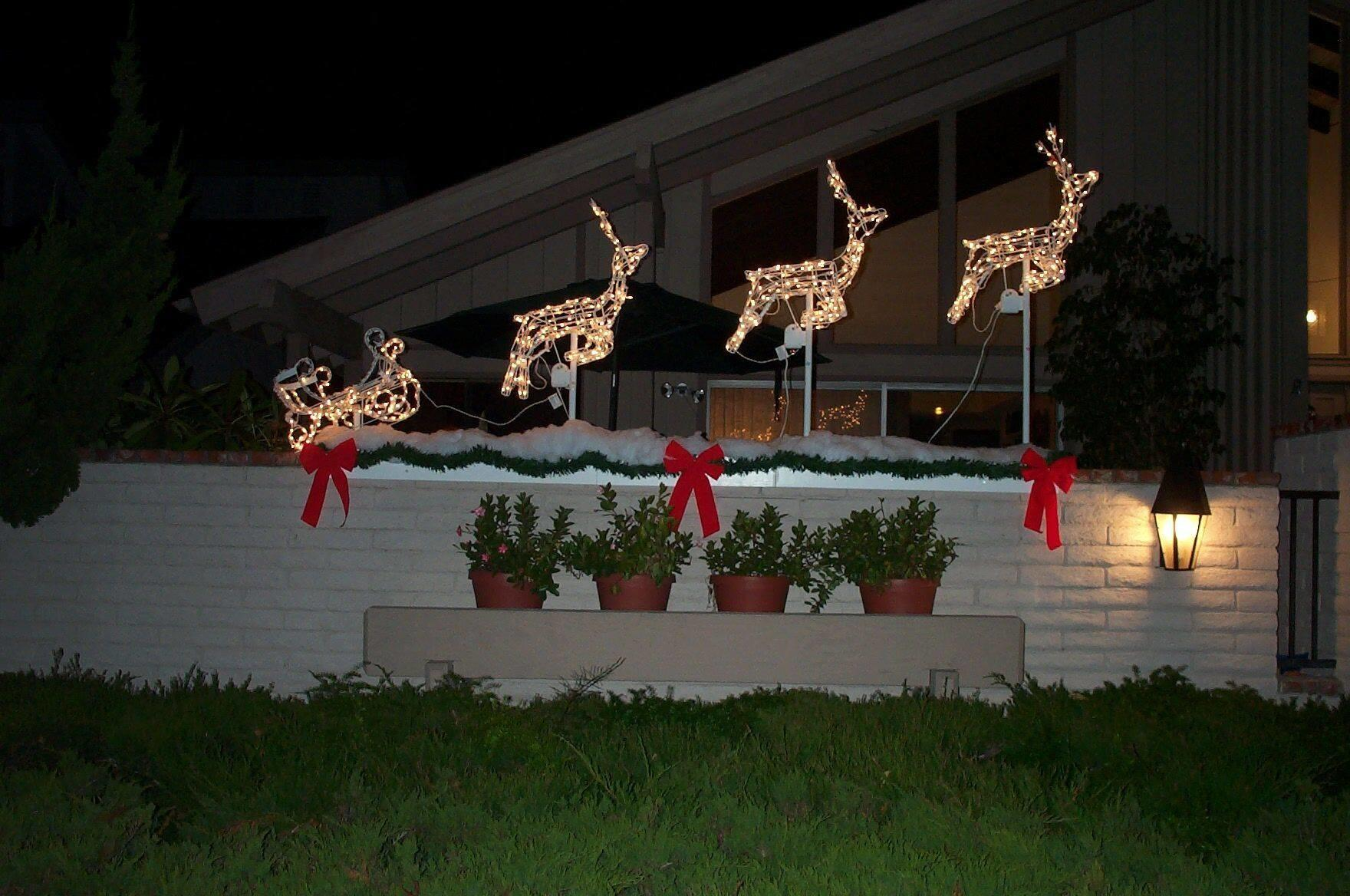 Outdoor Christmas Decorations Ideas Year Magment