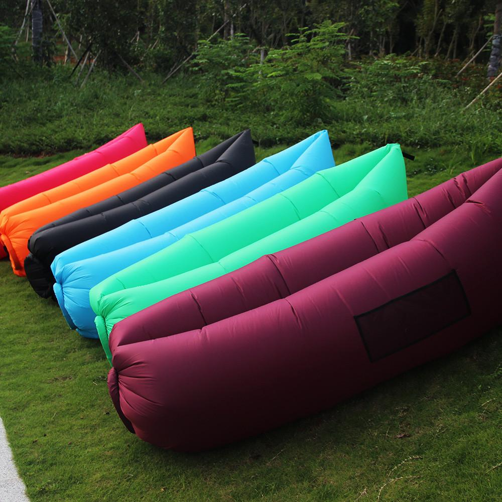 Outdoor Convenient Inflatable Lounger Sofa