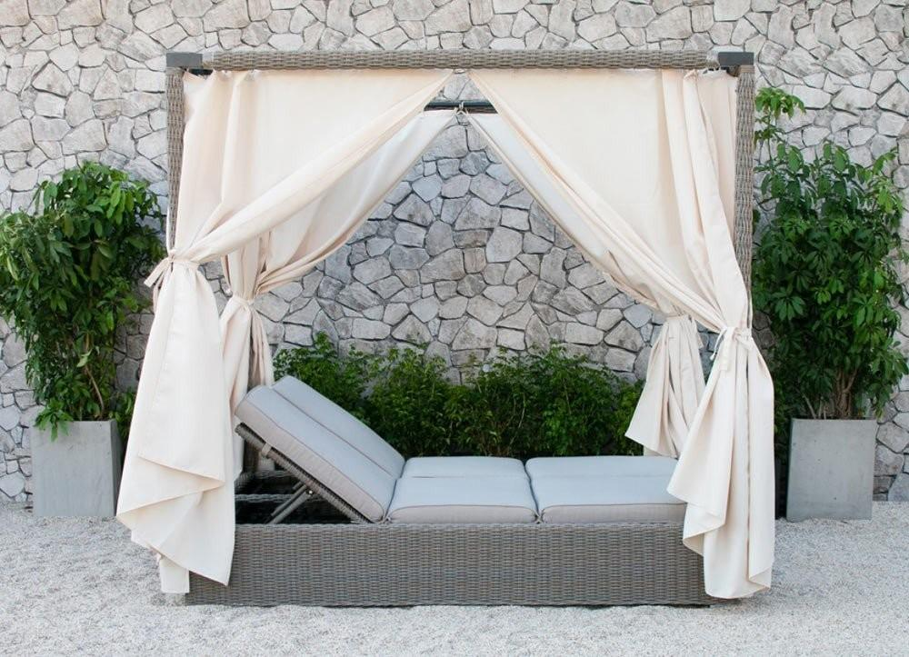 Outdoor Daybeds Comfortable Patio Chairs Pleasant