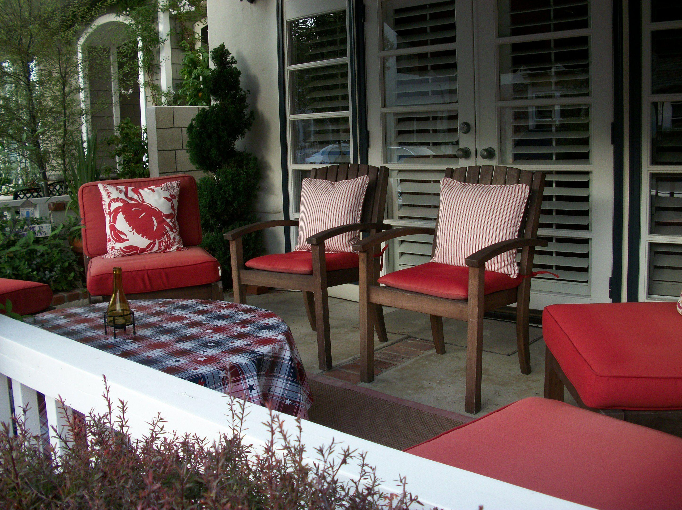 Outdoor Decorating Ideas 4th July