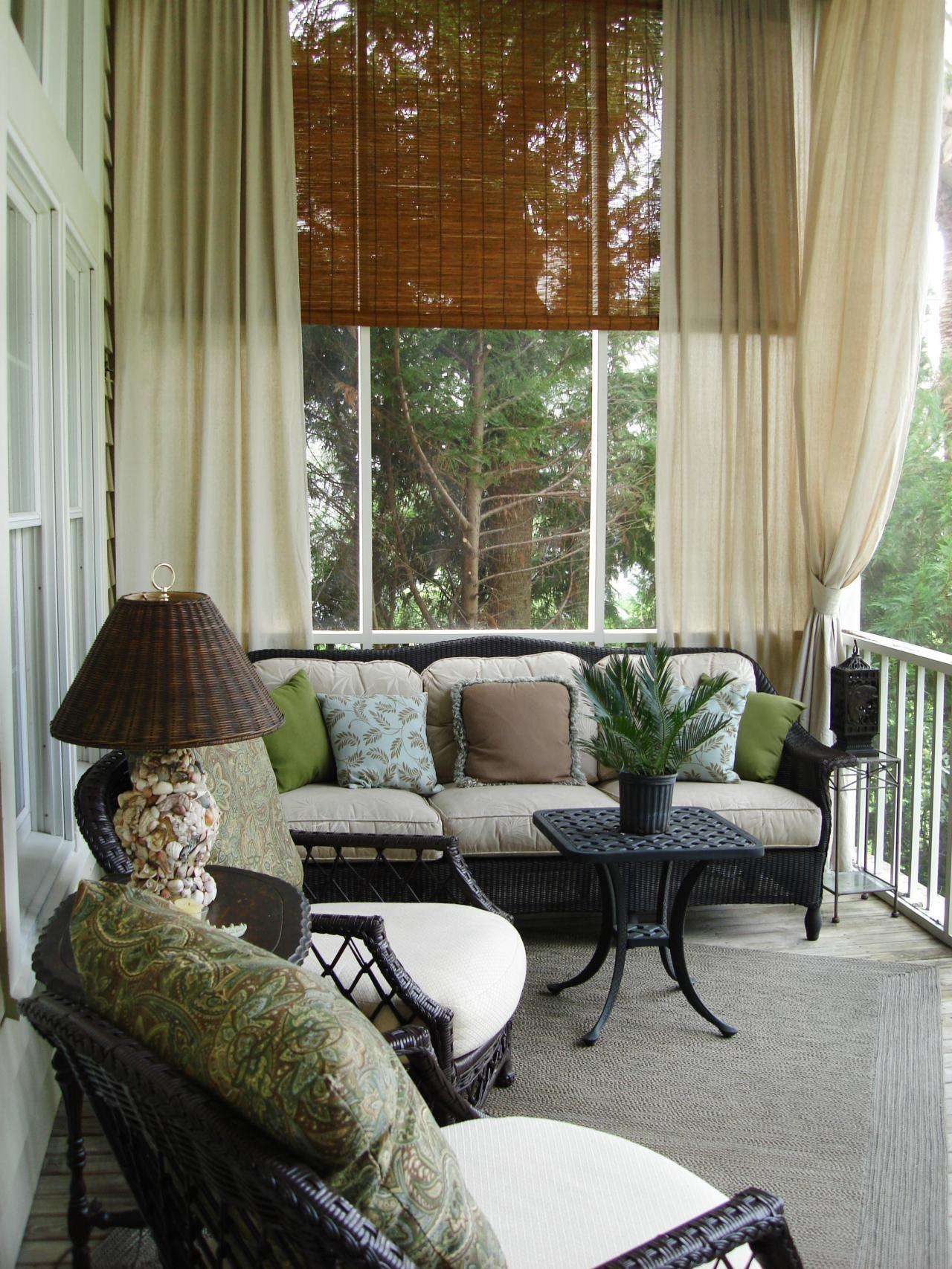 Outdoor Decorating Ideas Spaces Patio