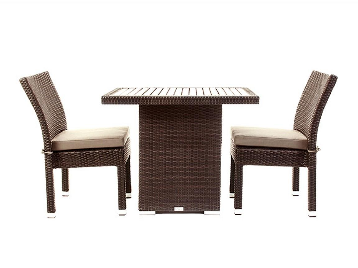 Outdoor Dining Table Modern Chairs