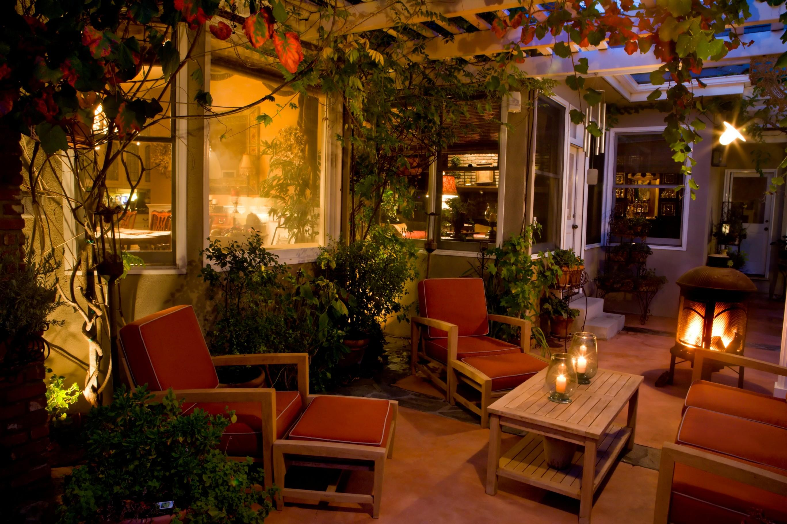 Outdoor Entertainment Areas Home Owner
