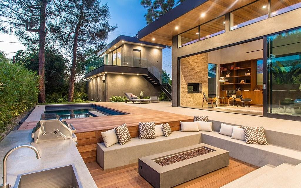 Outdoor Fire Pit Seating Ideas Blend Looks