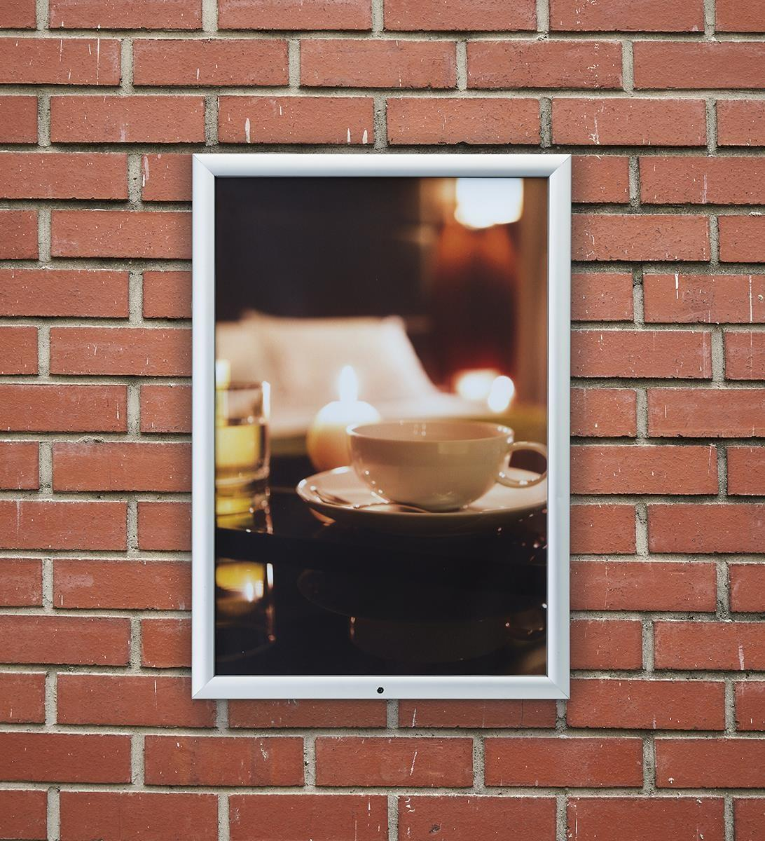 Outdoor Frame Posters Wall Mounted