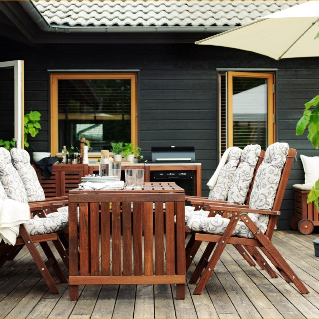 Outdoor Furniture Apartment Balcony