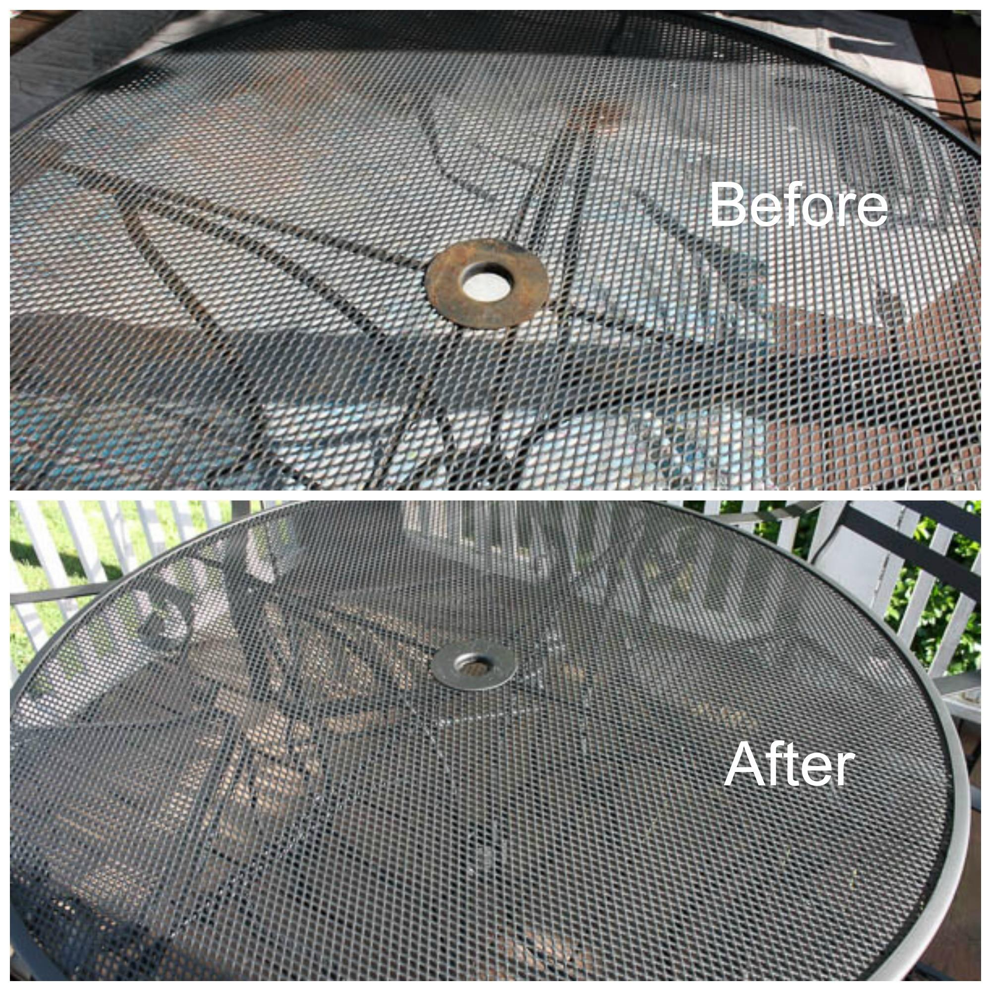 Outdoor Furniture Makeovers Easier Than Think