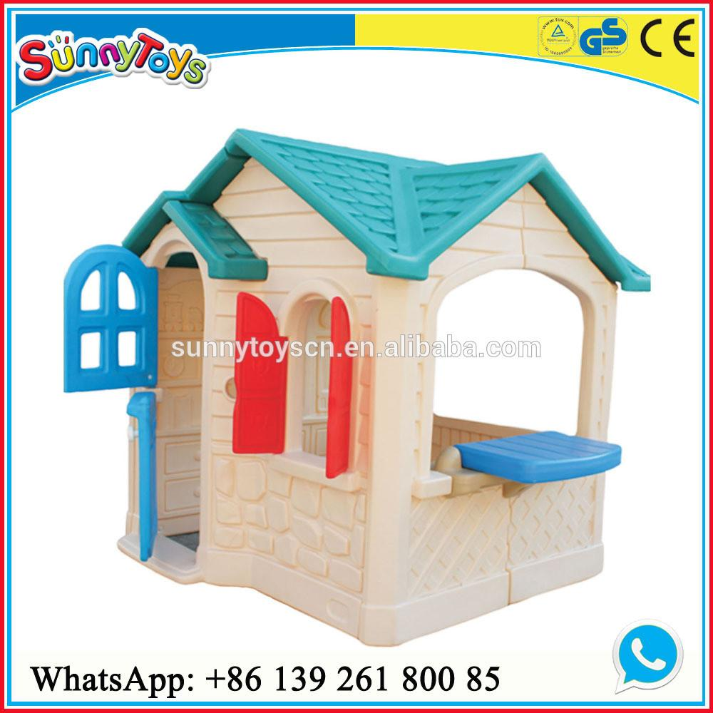 Outdoor Indoor Playground Cheap Plastic Playhouses