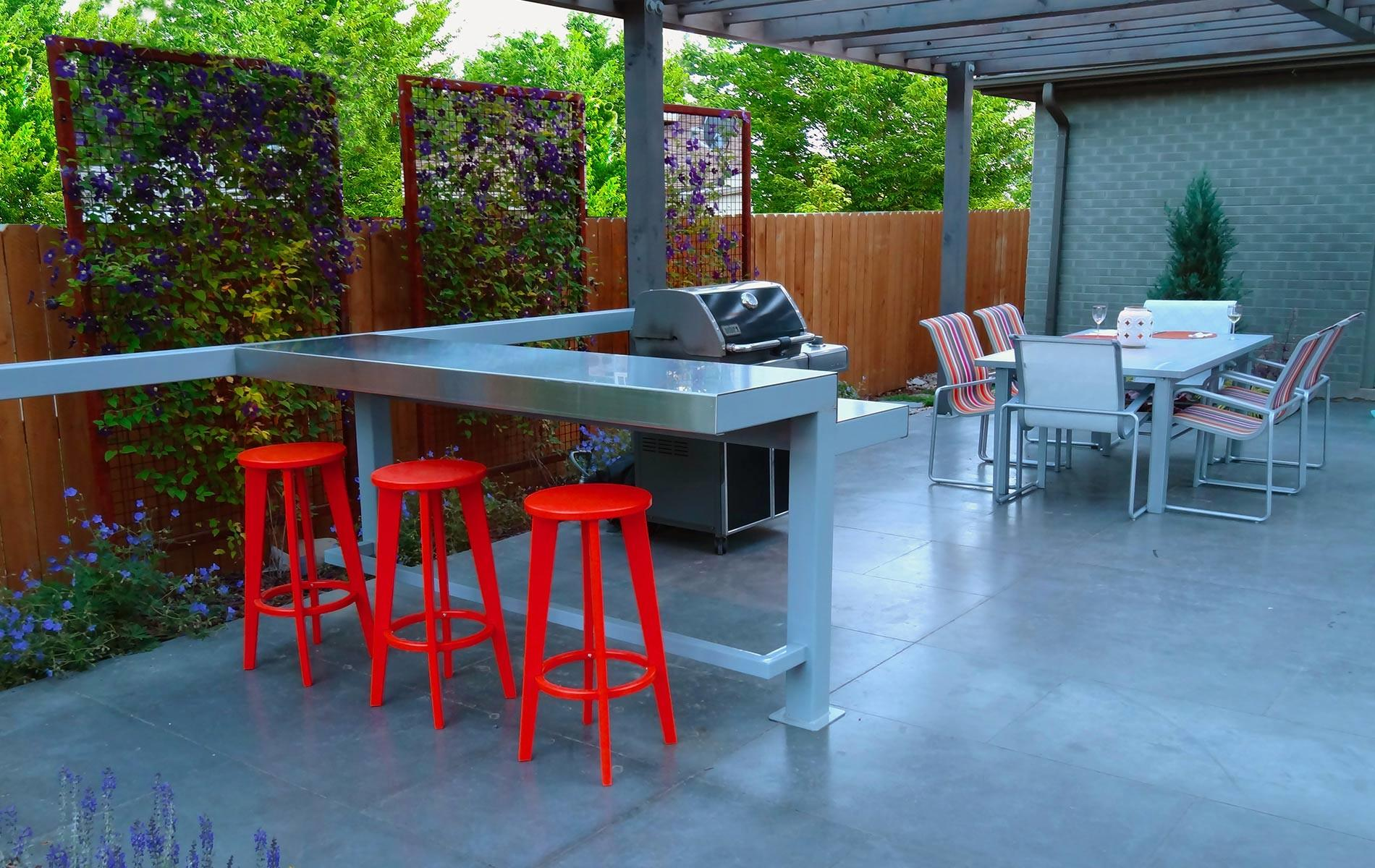 Outdoor Living Space Stylish Spaces