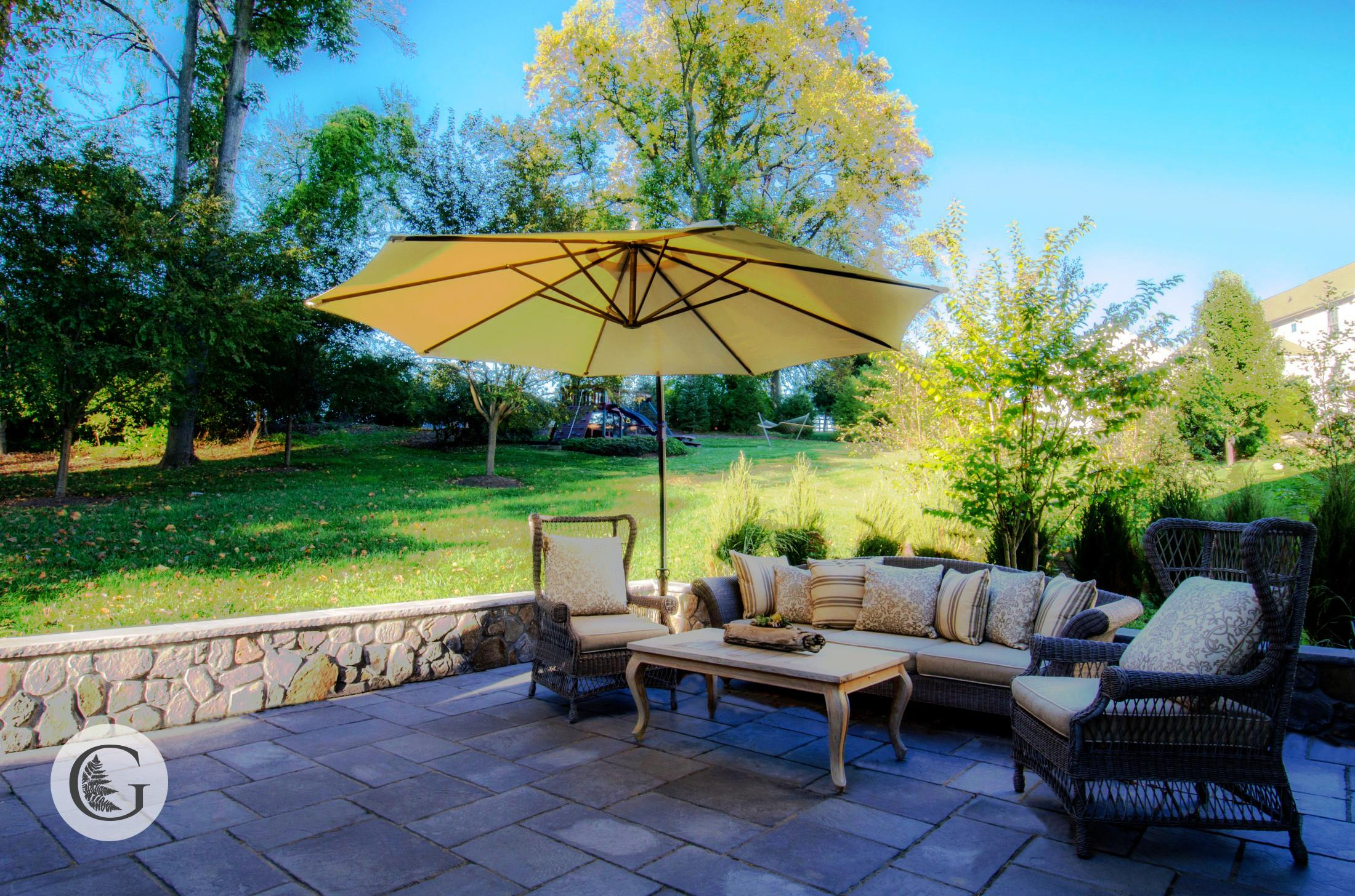Outdoor Living Spaces Greenroots Landscaping Kennett