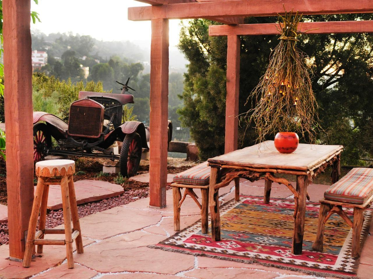 Outdoor Living Spaces Ideas Rooms