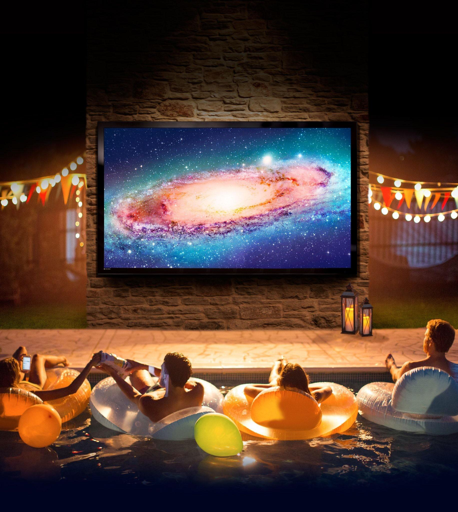 Outdoor Living Tvs Barbecue Pits Summer Coming