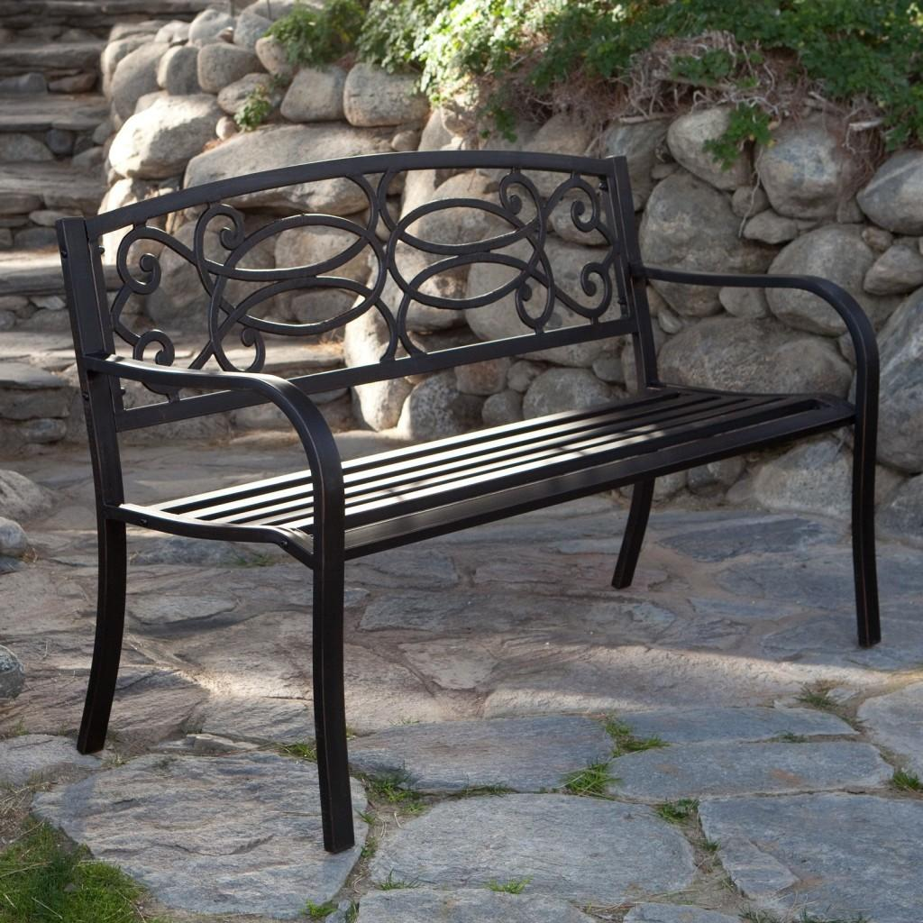 Outdoor Metal Bench Seats Benches