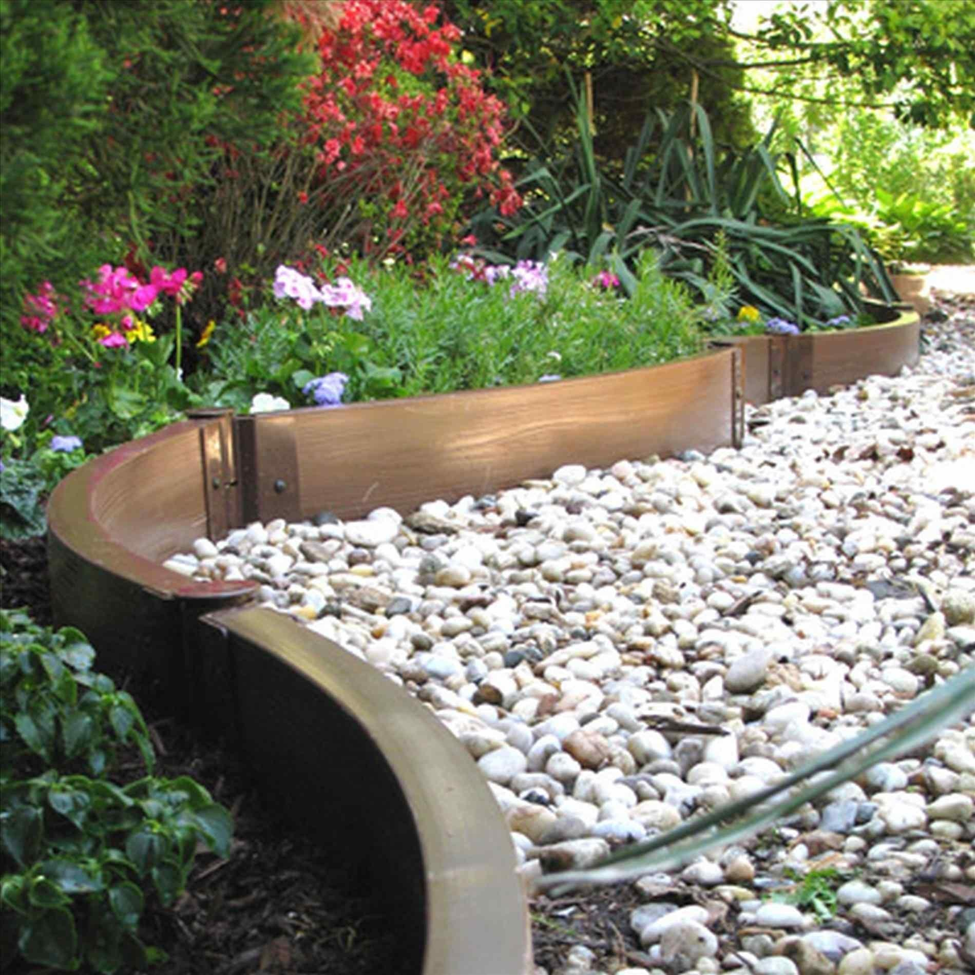Outdoor Metal Contemporary Landscape Edging