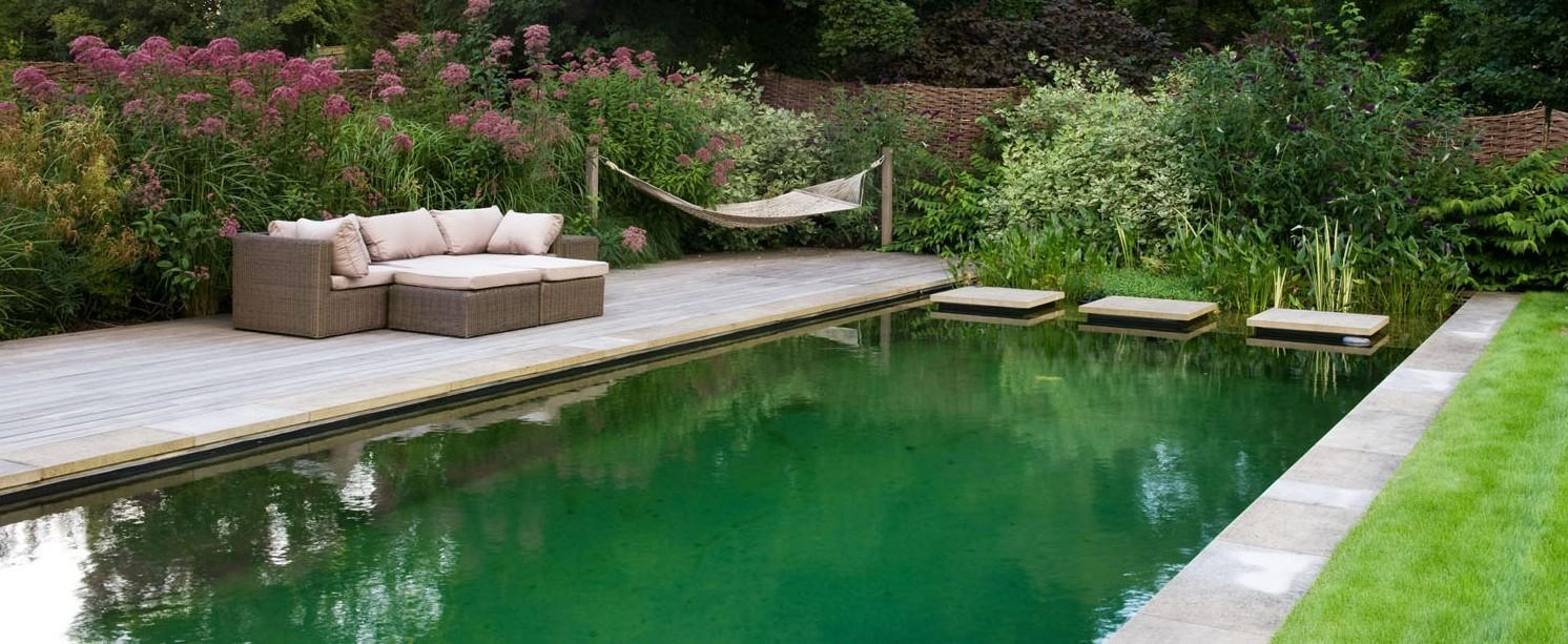Outdoor Natural Swimming Pools Home